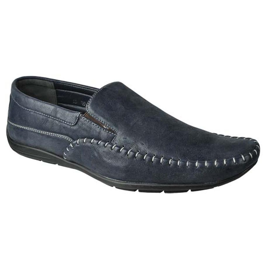comfortable slip on loafer