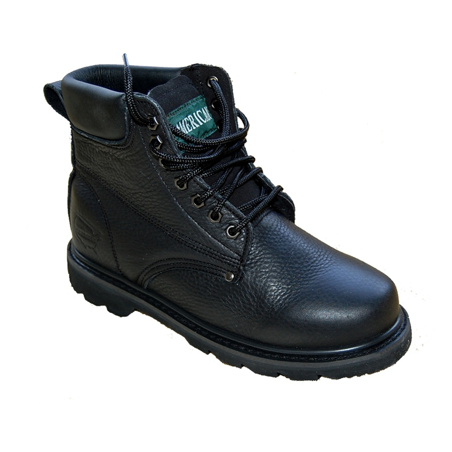 AMERICAN SHOE FACTORY BIG FOOT STEEL TOE LEATHER SIZE 14 AND 15 WORKBOOTS at Sears.com
