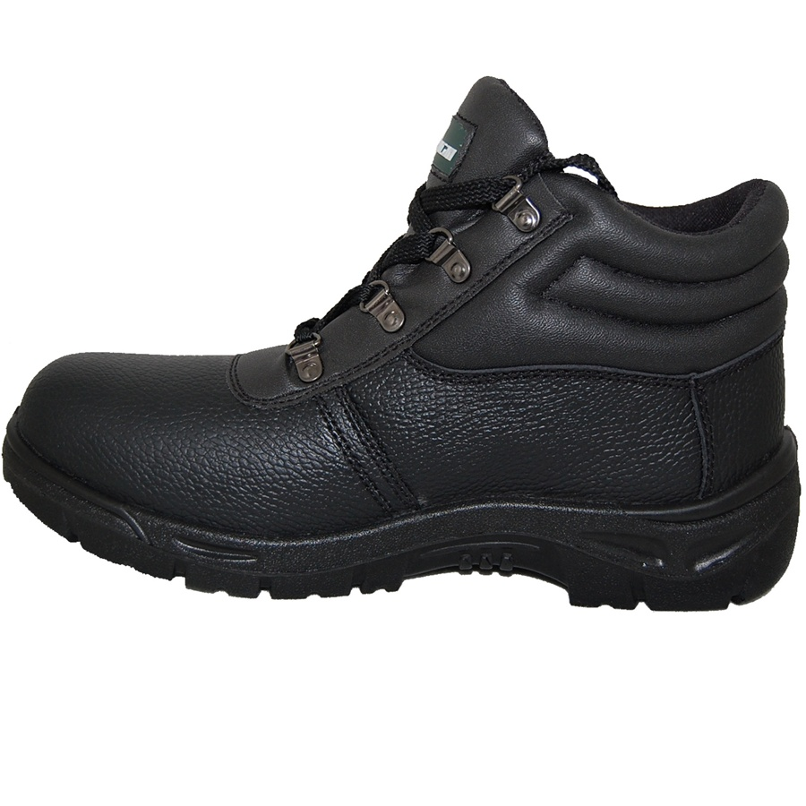 Shoe Factory: DIRECT ATTACHED LEATHER UPPER WORKBOOT