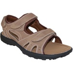 Comfort Sandal with Strap