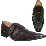 FACTORY MADE TO ORDER ROCK & ROLL EXOTIC SHOE FOR A MEN WITH STYLE