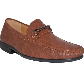 DESIGNER SHOE FACTORY COFFEE DRESS SHOES