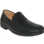 DESIGNER SHOE FACTORY BLACK DRESS SHOES