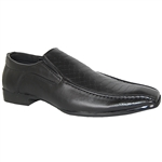 JEWEL BLACK DRESS SHOES