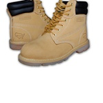 STEEL TOE Work Boot & Outdoor Leather Shoes for Men