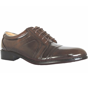 CHRISTOPHER LACE-UP DRESS SHOES