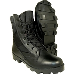 Combat | Tactical Leather & Canvas Upper Speed Lace Jungle Boot