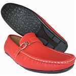 DESIGNER SHOE FACTORY TONY CASUAL COMFORT SLIP-ON SHOES