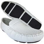 A SHOE FACTORY TROY FASHION SLIP-ON SHOES
