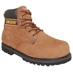 "6"" Genuine Leather  Work Boot & Outdoor Shoes for Men"