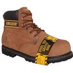 Genuine Leather Man of Steel Work Boot