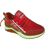 Republic Shoes | Women Breathable Upper Sneaker with Elastic Drawstring
