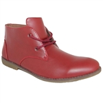 ART OF SHOES MEN'S FASHION DRESS BOOT IN RED