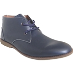 ART OF SHOES MEN'S FASHION DRESS BOOT IN NAVY
