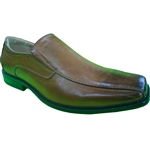 REPUBLIC | KRAZY SHOE ARTISTS BROWN DRESS SHOES FOR MEN WITH STYLE