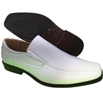 KRAZY SHOE ARTISTS WHITE DRESS SHOES FOR MEN WITH STYLE