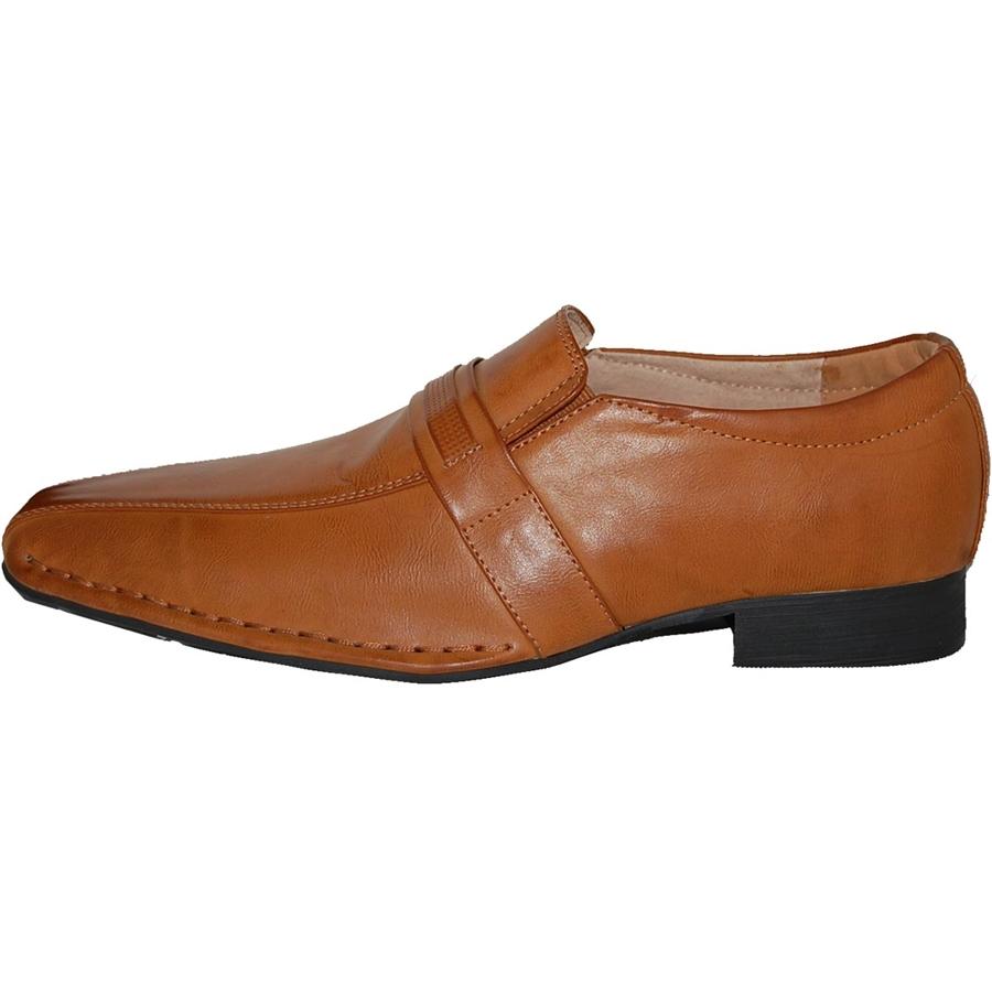 designer shoe factory sam camel dress shoes