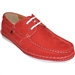 MEN FASHION FORWARD BOAT SHOES