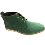 REPUBLIC-JACK MACK ON THE RUN MEN'S FASHION CASUAL BOOT IN GREEN
