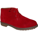 CREATIVE SHOE ARTISTS MEN'S RED SHOE