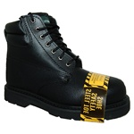 IRON MAN Steel Toe Leather Work Boot