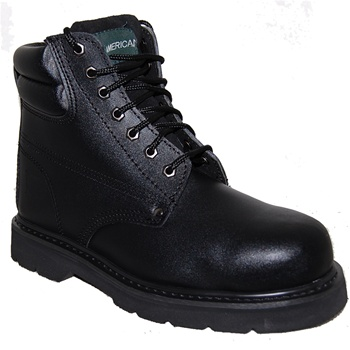 Highest Quality Leather 6 Inch Work Boot