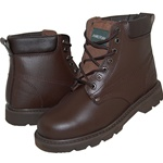 American Rugged Wear Leather Men's Work Boot