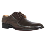 TOD BROWN DRESS SHOES FOR MEN