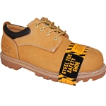 BEST STEEL TOE WHEAT LEATHER OXFORD