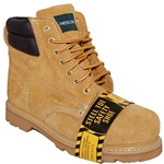 STEEL TOE Leather Work Boot