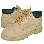 "AMERICAN 6"" Genuine Leather Steel Toe Work Boot & Outdoor Shoes for Men"