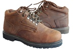 Premium Oiled Leather Ankle Work Boot & Outdoor Shoes