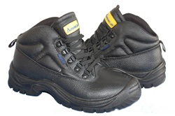 Waterproof Direct Attach LeathSoft Toe Work Boot & Outdoor Shoes for Men