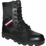 COMBAT Leather Upper Men's Jungle Boot by AMERICAN - 9820