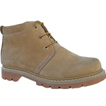 "AMERICAN X RUGGED WHEAT LEATHER 5"" MEN'S CHUKKA"