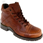 Highest Quality Leather Chukka Men's Work Boot Rugged Outdoor Shoes