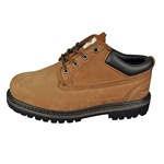 LEATHER LOWRISE RUGGED Work Shoes