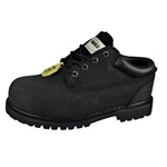NUBUCK STEEL TOE RUGGED OXFORD
