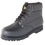 "AMERICAN 6"" Genuine Leather Work Boot & Outdoor Shoes for Men"
