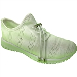 Republic Shoes | Women Knit Upper Sneaker with Elastic Drawstring Closure