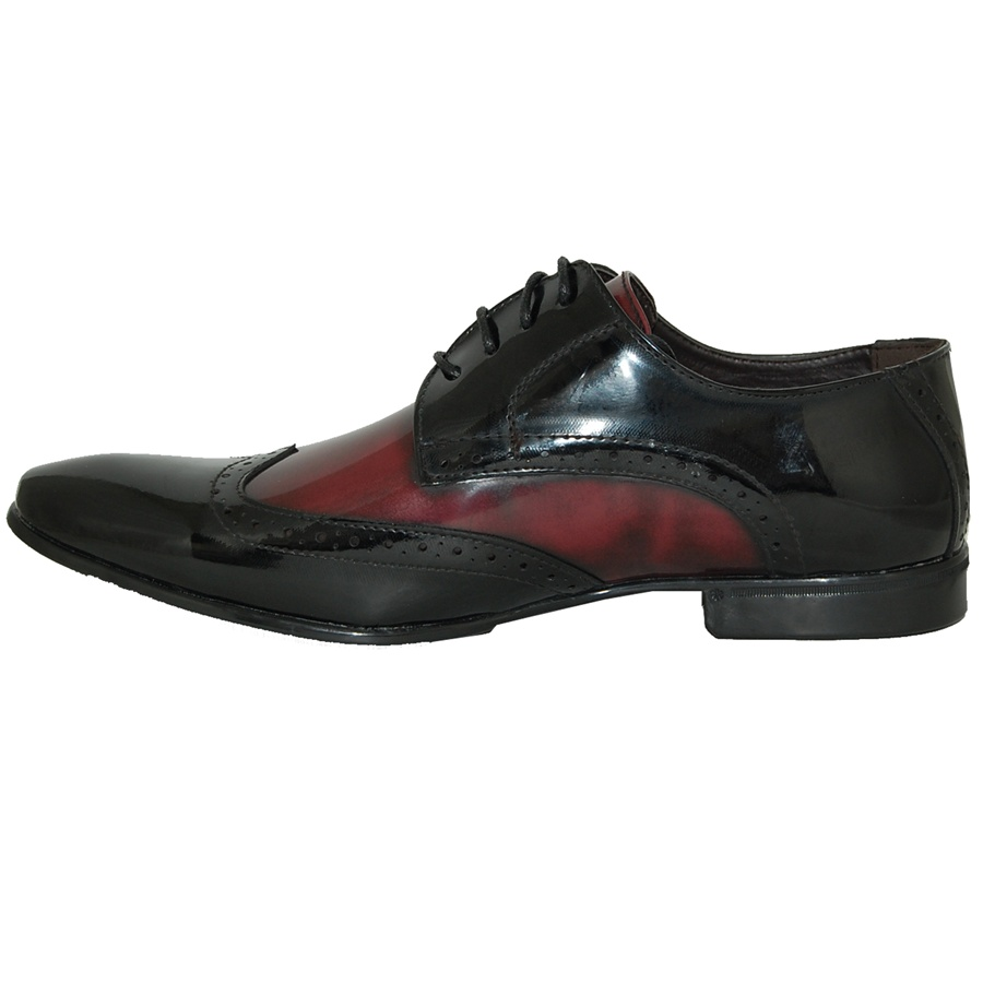 Best Price Black Wingtip Shoe